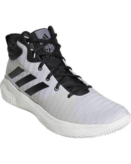 separation shoes 070f5 01e06 ... Adidas - White Pro Elevate 2018 Basketball Shoes for Men - Lyst ...