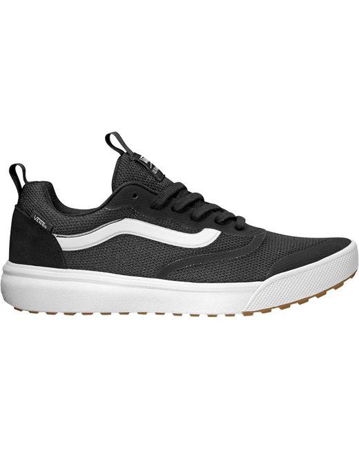 0a64a8527886 Vans - Black Ultrarange Rapidweld Shoes for Men - Lyst ...