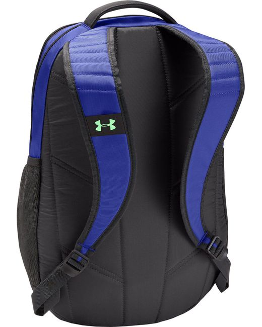 ... Under Armour - Purple Hustle 3.0 Backpack for Men - Lyst ... 644f14dfad419