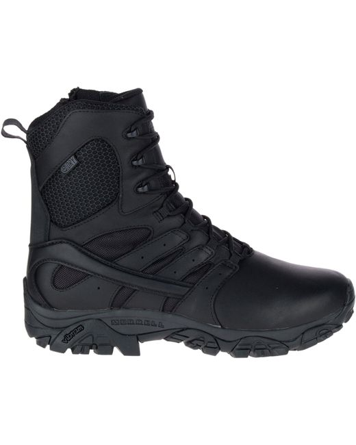 Merrell - Black Moab 2 8'' Waterproof Tactical Response Boots for Men - Lyst