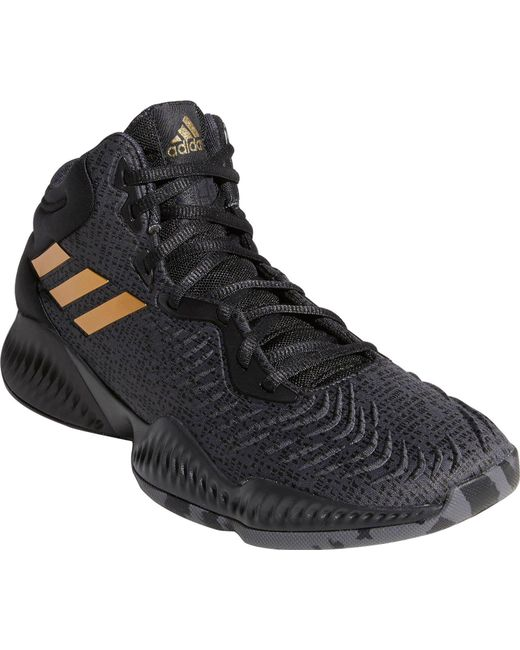 80abd90561b5 ... Adidas - Black Mad Bounce 2018 Basketball Shoes for Men - Lyst ...