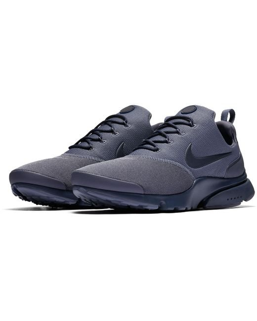 4a0433a85 ... Nike - Blue Presto Fly Shoes for Men - Lyst ...