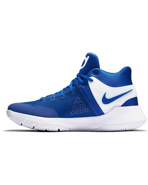 697302f309ff ... release date nike blue kd trey 5 iv tb basketball shoes for men lyst  e1590 fb658