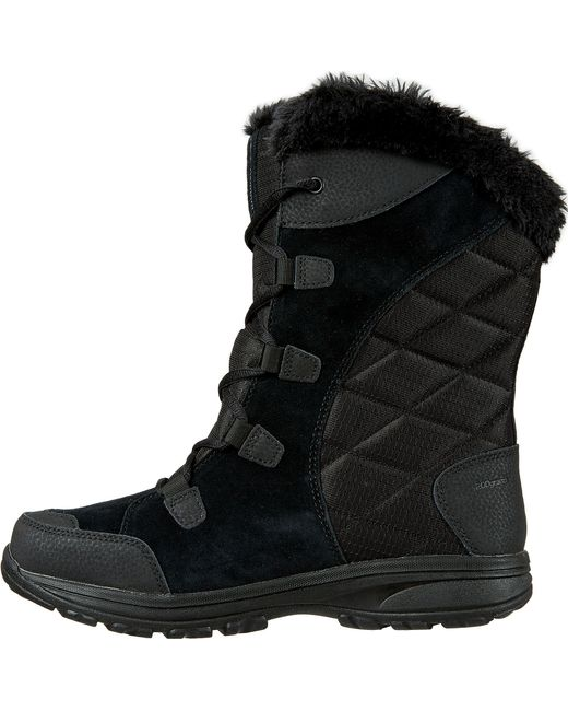 864c9749967fb5 ... Columbia - Black Crystal Canyon 200g Waterproof Winter Boots - Lyst ...