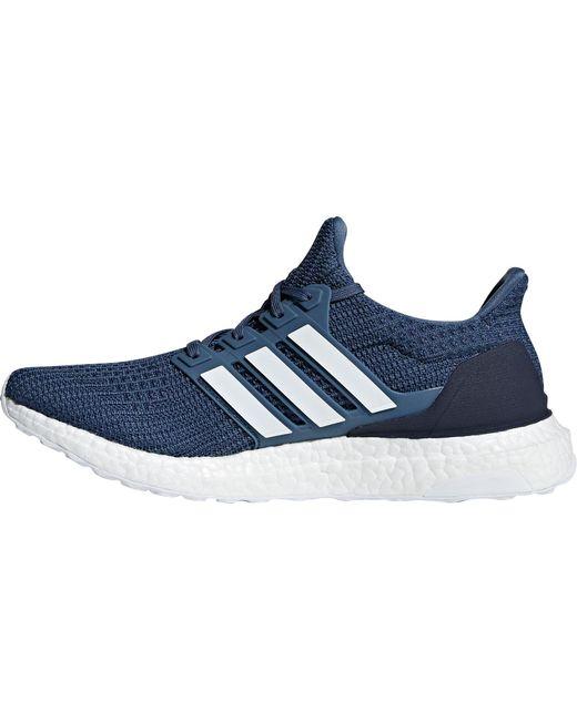 lyst adidas ultra impulso dna scarpe da corsa in blu per gli uomini.