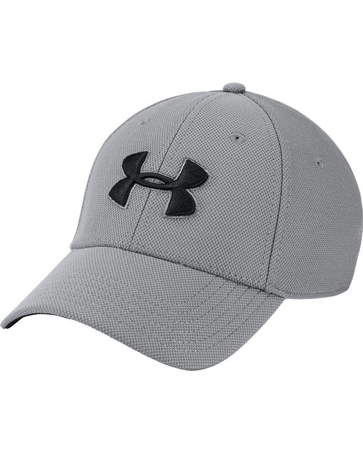 cc4ab1e36eb Under Armour - Gray Litzing Hat 3.0 for Men - Lyst ...