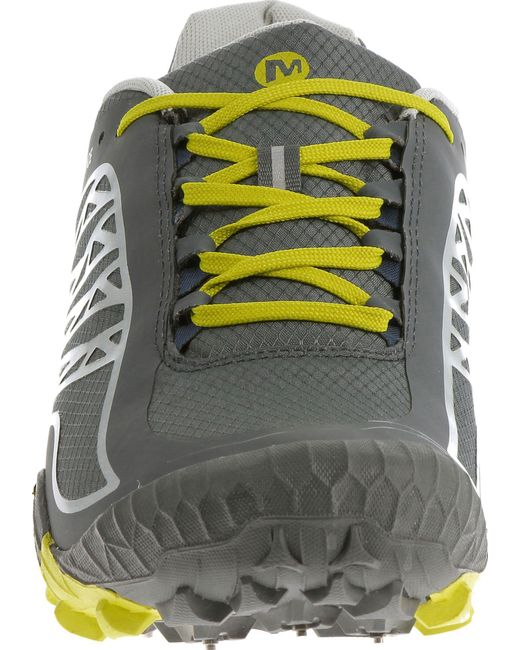 9c497e4ebdf ... Merrell - Multicolor All Out Terra Ice Waterproof Trail Running Shoes  for Men - Lyst ...