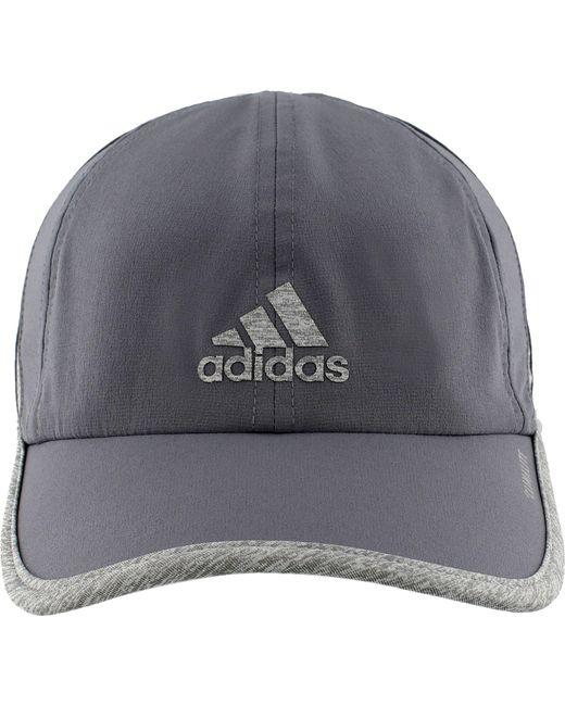bcc009735f5 ... Adidas - Gray Superlite Hat for Men - Lyst ...