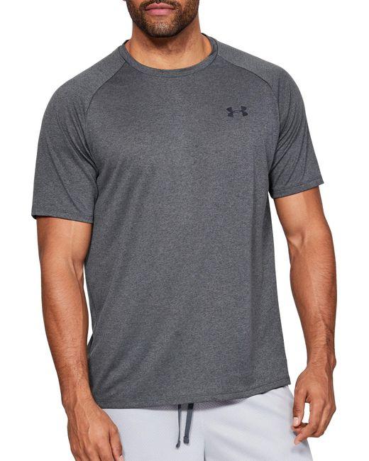 7ddfc44e Under Armour - Gray Tech T-shirt 2.0 for Men - Lyst ...