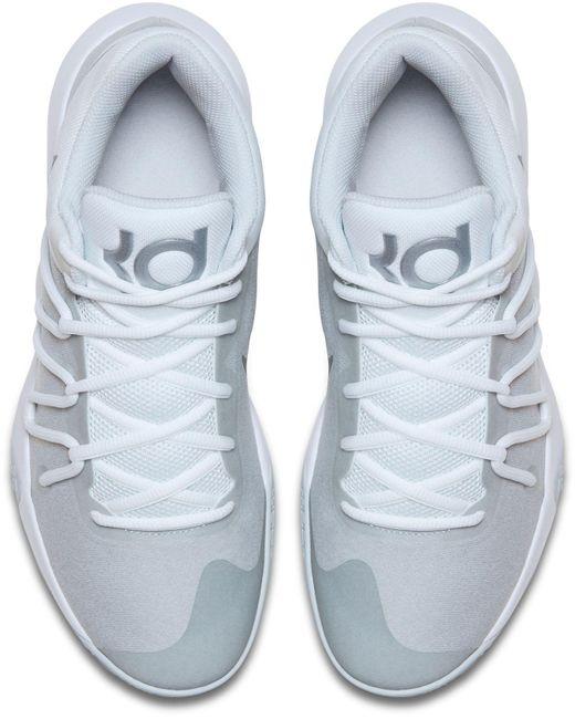 f039fb43006 ... online retailer 01071 e4d6e Nike - Gray Kd Trey 5 V Basketball Shoes  for Men -