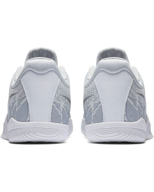 the latest 05d93 57af2 ... Nike - White Kobe Mamba Rage Basketball Shoes for Men - Lyst