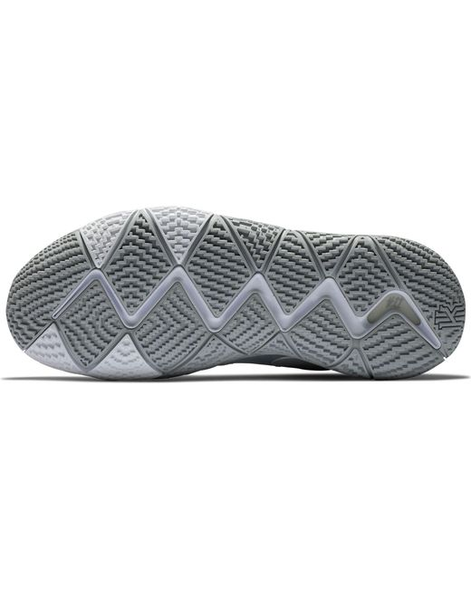 a9d4818606fe ... Nike - Gray Kyrie 4 Tb Basketball Shoes for Men - Lyst ...