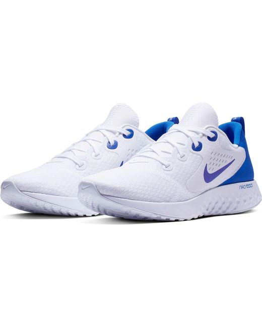 5da244f11baf ... Nike - Blue Legend React Running Shoes for Men - Lyst ...