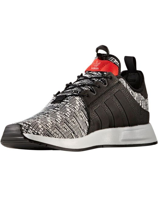 lyst adidas originali originali x a infrarossi scarpe in nero per gli uomini.