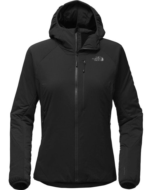 The North Face - Black Ventrix Hooded Insulated Jacket - Lyst ... 054dd3cc2