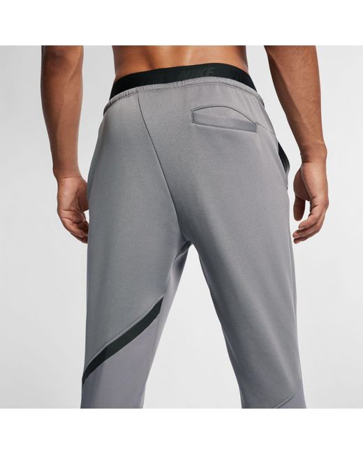 8f456cd500022 ... Nike - Black Therma Project X Pants 3.0 for Men - Lyst