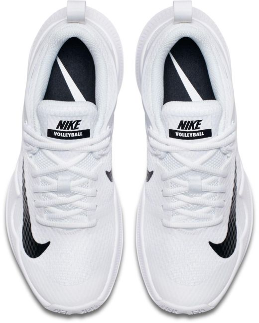 6b45110ce3b7f Nike - White Air Zoom Hyperace Volleyball Shoes - Lyst .