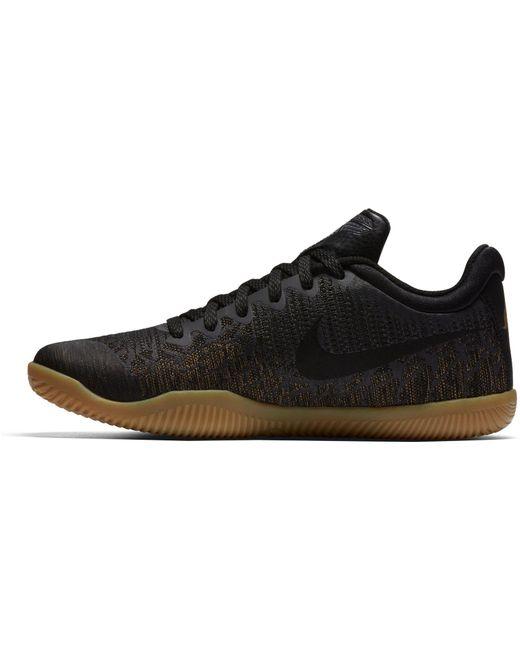 277ef9208 ... Nike - Black Kobe Mamba Rage Premium Basketball Shoes for Men - Lyst ...