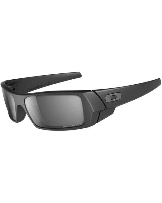 f2d7f339a4 Oakley - Black Gascan Polarized Sunglasses for Men - Lyst ...
