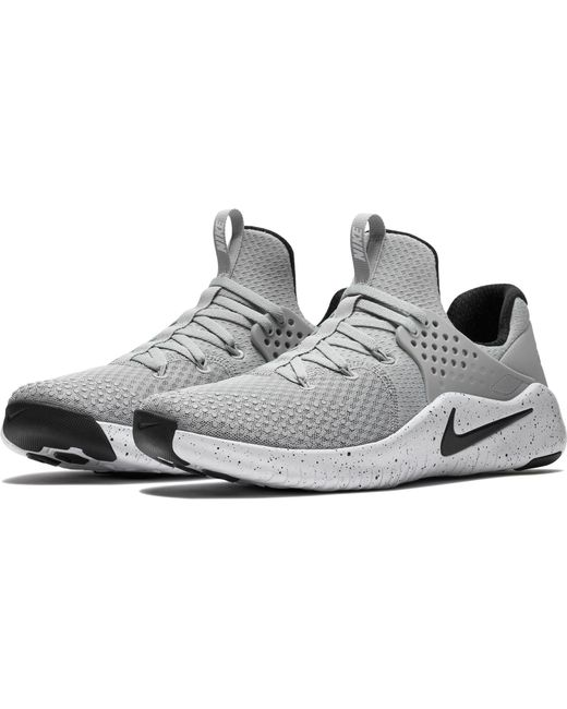 ... Nike - Gray Free Tr8 Training Shoes for Men - Lyst ...