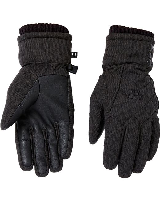 The North Face - Black Caroluna Etip Gloves - Lyst