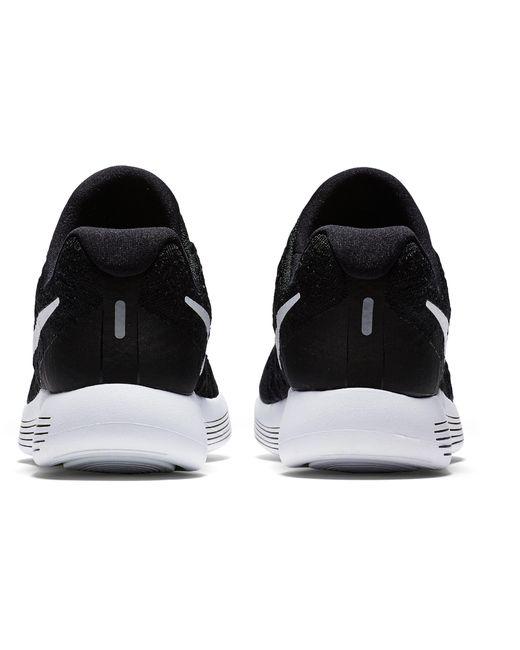 quality design 8d765 33f74 Women's Black Lunarepic Low Flyknit 2 Running Shoes