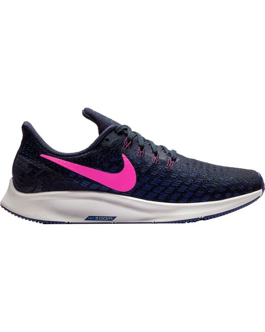 7b670f9d4f51 ... cheapest nike blue air zoom pegasus 35 running shoes lyst 36978 2d13a