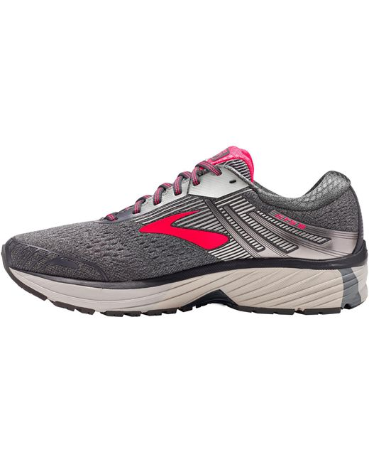 0af57b2337e Lyst - Brooks Adrenaline Gts 18 Running Shoes in Gray - Save 20%