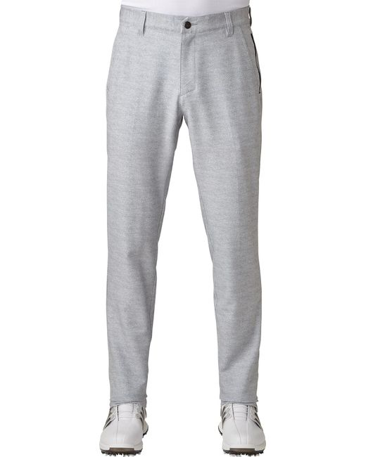 Adidas Originals | Gray Ultimate 365 Prime Heather Tapered Golf Pants for Men | Lyst