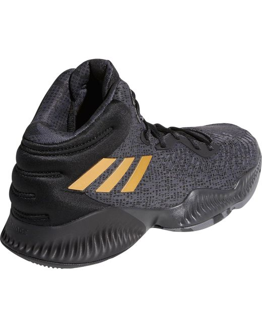 234f95785a26 ... Adidas - Black Mad Bounce 2018 Basketball Shoes for Men - Lyst ...