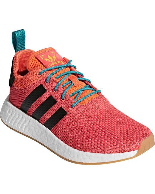 34f5a9197 ... Adidas - Multicolor Originals Nmd r2 Summer Shoes for Men - Lyst ...