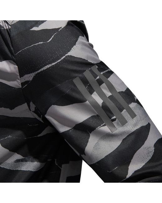 b43b7a5c637a ... Adidas - Multicolor Own The Run Windbreaker Jacket for Men - Lyst ...