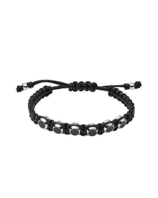 DIESEL   Black Bracelet Dx1072   Lyst