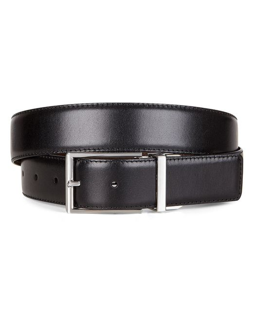 Ecco - Black Men's Alvar Formal Belt for Men - Lyst
