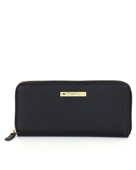 Vince Camuto | Black Marly Zip-around Wallet | Lyst