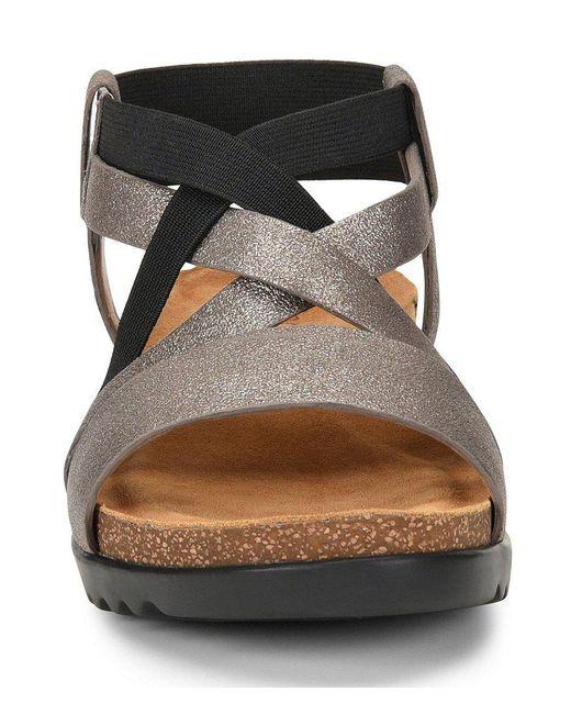 Eva Elastic Strap Sandals Q0265QgtY