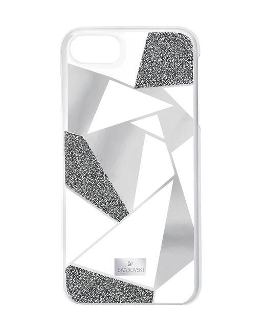 Swarovski - Metallic Heroism Iphone 8 Plus Case - Lyst