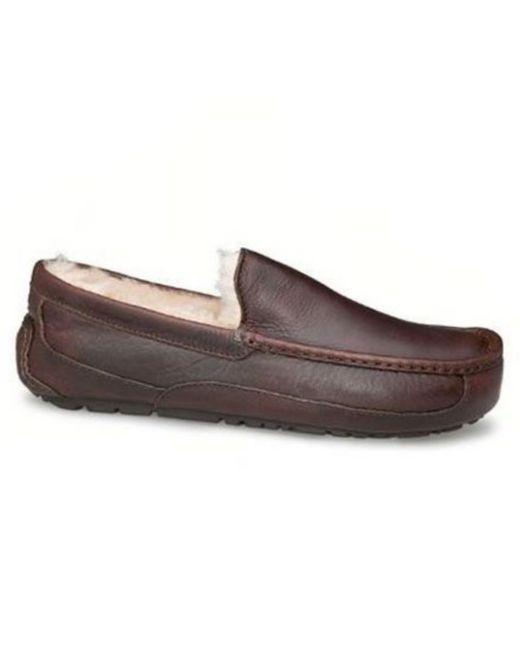 ugg® australia leather