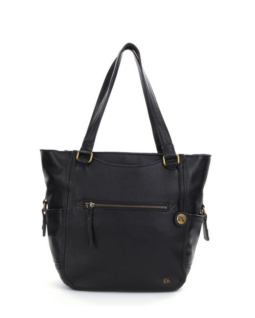 The Sak | Brown Kendra Work Tote | Lyst
