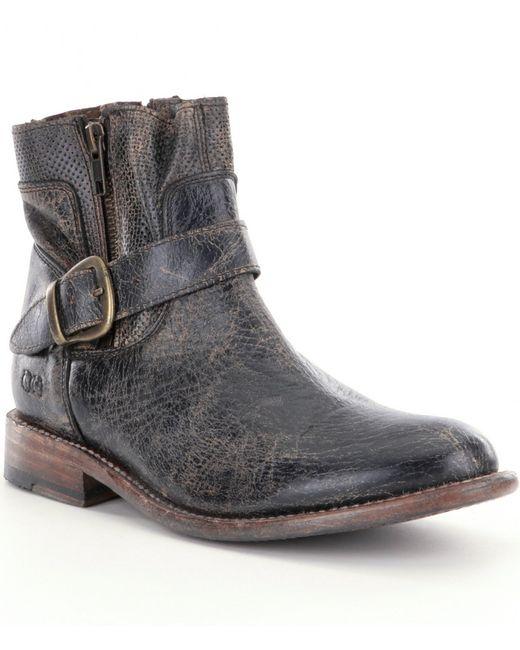 bed stu becca boots in black lyst