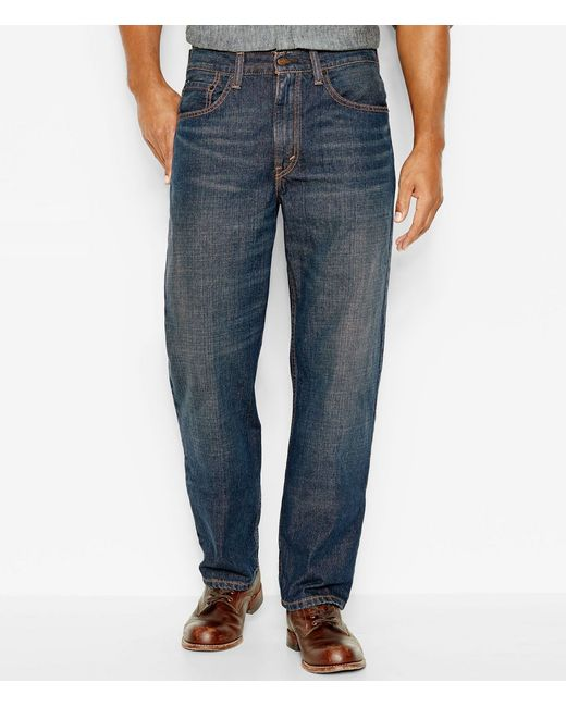 Levi's | Blue Levi´s® Big & Tall 550 Relaxed-fit Jeans for Men | Lyst