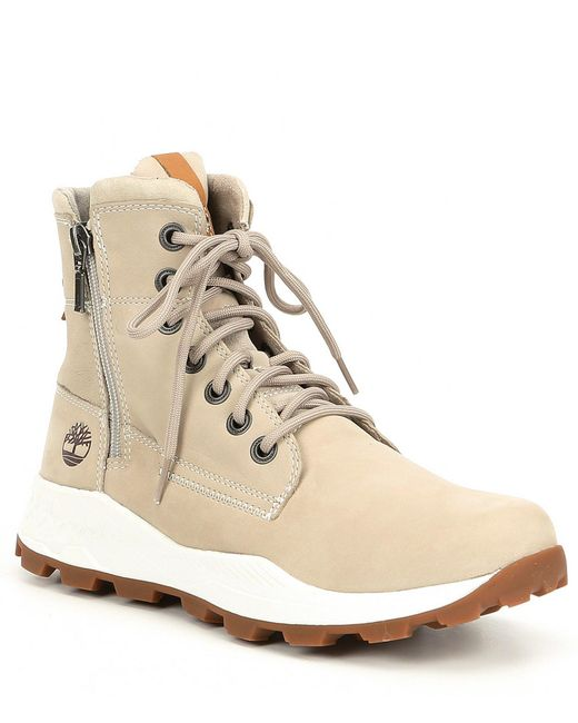 Off White Inch Premium Boot Wheat Timberland A Goat Men's
