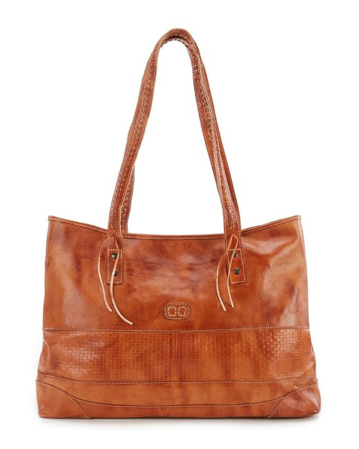 Bed Stu - Brown Waverly Ii Tote - Lyst
