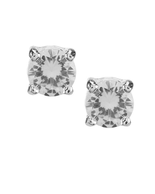 Lauren by Ralph Lauren - Multicolor 7mm Cz Stud Earrings - Lyst
