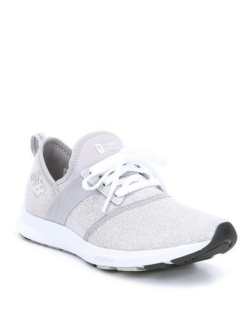 White Women's Nrg Training Shoes