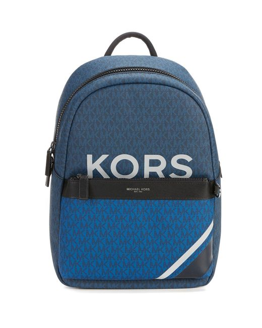 dbd95f8b8d56 Michael Kors - Multicolor Jet Set Colorblock Backpack for Men - Lyst ...