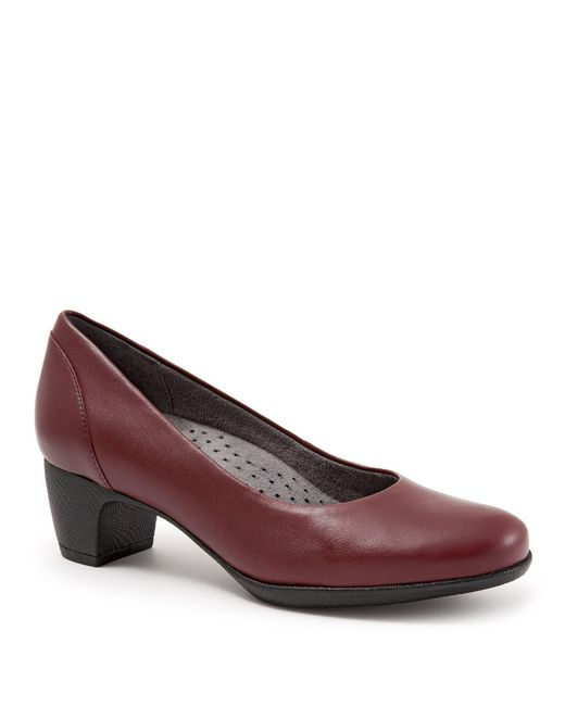 Softwalk® - Red Imperial Ii Pumps - Lyst