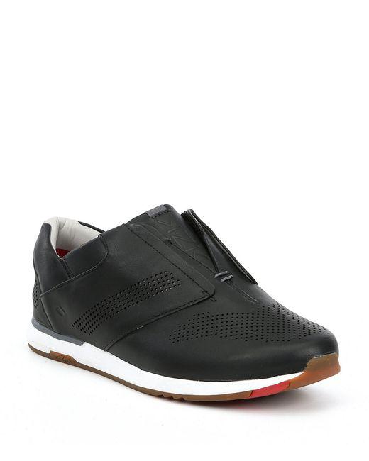 KIZIK Design - Black Kizik Handsfree Men's Dubai Perforated Slip On Sneakers for Men - Lyst