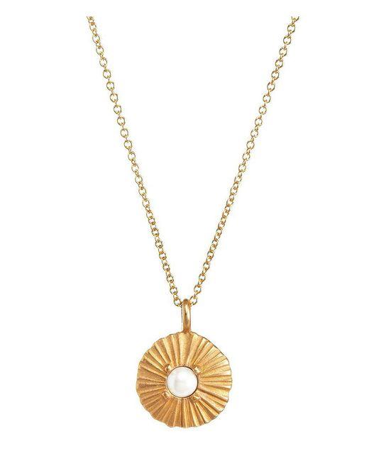 Dogeared - Metallic Amazing Mom Necklace - Lyst