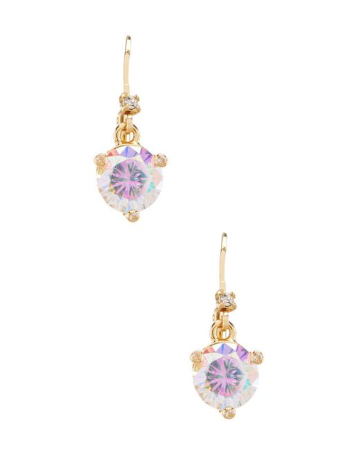 Kate Spade - Multicolor Rise And Shine Drop Earrings - Lyst